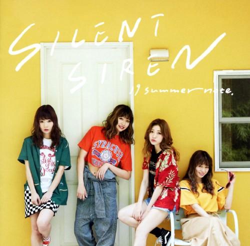 【中古】19 summer note./SILENT SIREN