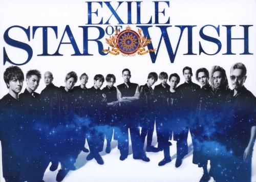 【新品】STAR OF WISH(豪華盤)(CD+3ブルーレイ)/EXILE