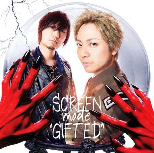 【中古】TVアニメ『ムヒョとロージーの魔法律相談事務所』OP主題歌「GIFTED」/SCREEN mode