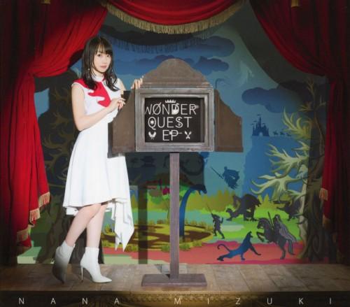 【中古】WONDER QUEST EP/水樹奈々