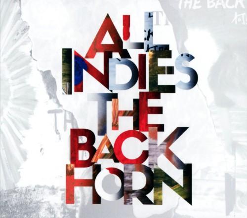 【中古】ALL INDIES THE BACK HORN/THE BACK HORN