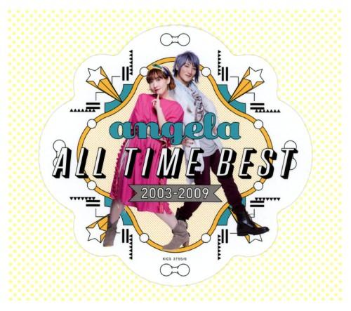 【中古】angela All Time Best 2003−2009/angela