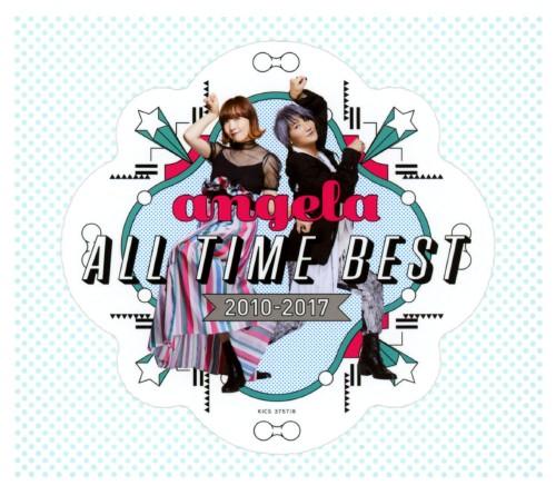 【中古】angela All Time Best 2010−2017/angela