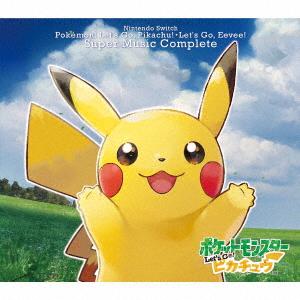 【中古】Nintendo Switch ポケモンLet's Go! ピカチュウ・Let's Go! イーブイ スーパーミュージック・コンプリート/ゲームミュージック