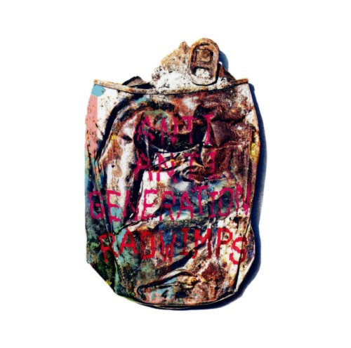 【中古】ANTI ANTI GENERATION/RADWIMPS