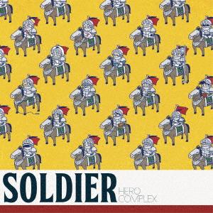 【中古】SOLDIER/HERO COMPLEX