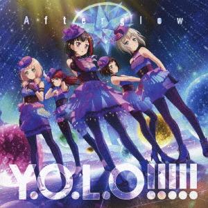 【中古】Y.O.L.O!!!!!(初回限定盤)(ブルーレイ付)/Afterglow