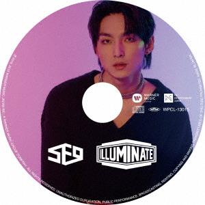 【中古】ILLUMINATE(完全生産限定盤)(ZU HO盤)/SF9