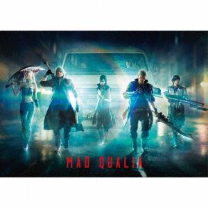 【中古】MAD QUALIA(Japanese Version)(初回限定盤)(DVD付)(デビルメイクライ盤)/HYDE