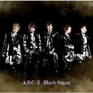 【中古】Black Sugar(初回限定盤A)(DVD付)/A.B.C−Z