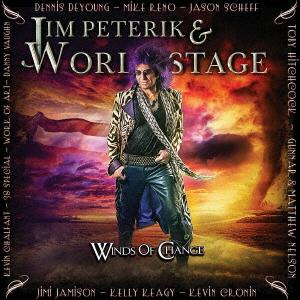 【中古】ウィンズ・オヴ・チェンジ/ジム・ピートリック&ワールド・ステージ