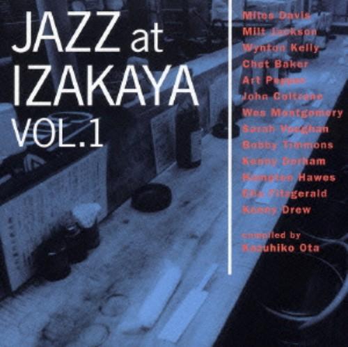 【中古】太田和彦 選曲・デザイン・監修 JAZZ at IZAKAYA Vol.1/オムニバス