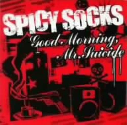 【中古】Good Morning,Mr.Suicide/SPICY SOCKS