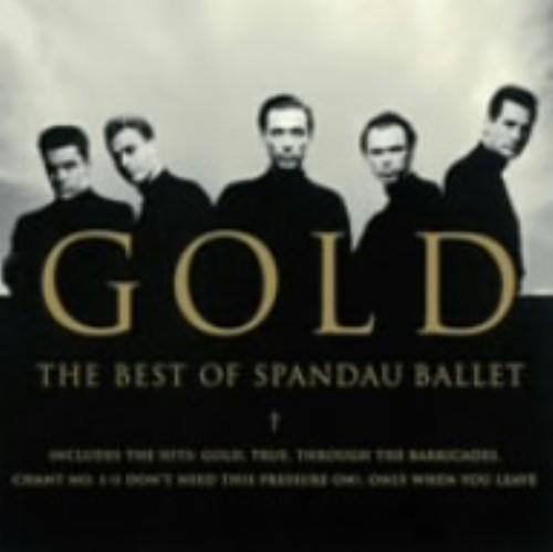 【中古】ゴールド−ザ・ベスト・オブ・スパンダー・バレエ(3ヶ月期間限定盤)/スパンダー・バレエ