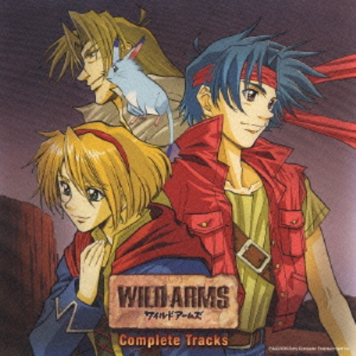 【中古】WILD ARMS Complete Tracks/ゲームミュージック