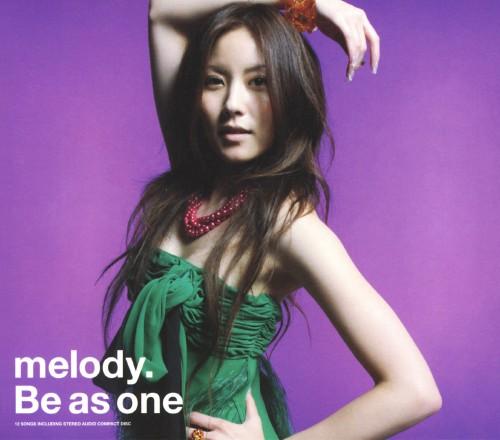 【中古】Be as one/melody.