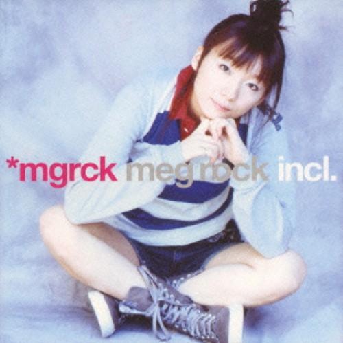 【中古】incl.(インクルーデッド)/meg rock