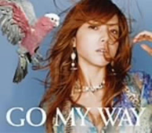 【中古】GO MY WAY/hitomi