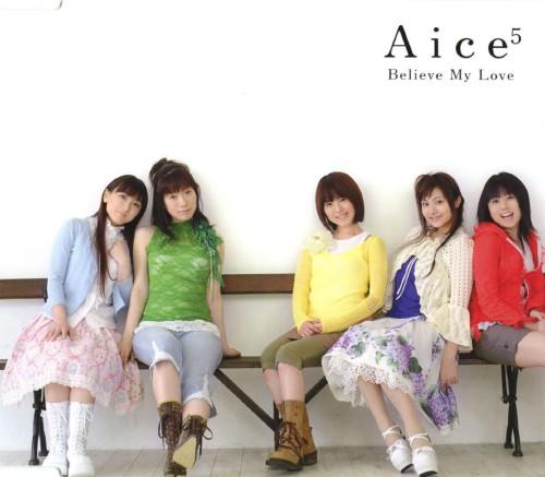 【中古】Believe My Love/Aice5