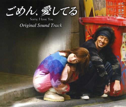 【中古】ごめん、愛してる オリジナル・サウンドトラック(DVD付)/TVサントラ