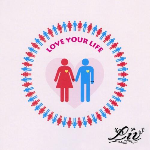 【中古】LOVE YOUR LIFE/LIV