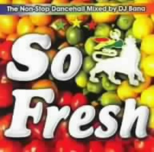 【中古】So Fresh/DJ Bana