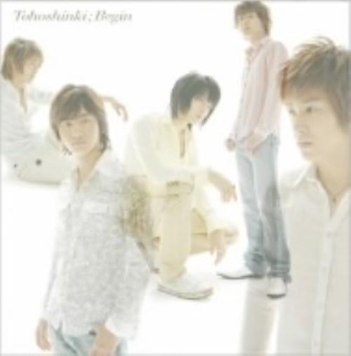 【中古】Begin(DVD付)/東方神起