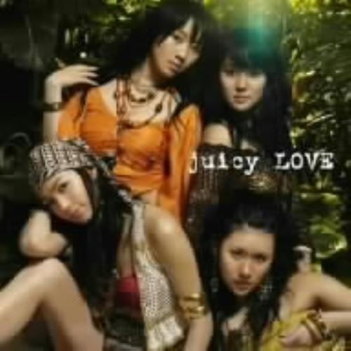 【中古】juicy LOVE(DVD付)/天上智喜