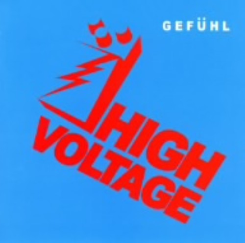 【中古】GEFUHL/HIGH VOLTAGE