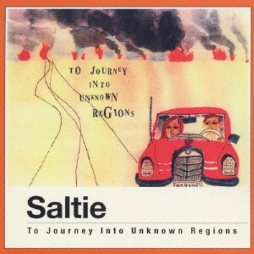 【中古】ザ・サイン To Journey Into Unknown Regions/Saltie