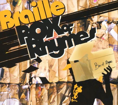 【中古】ボックス・オブ・ライムズ(初回限定盤)/ブレイル