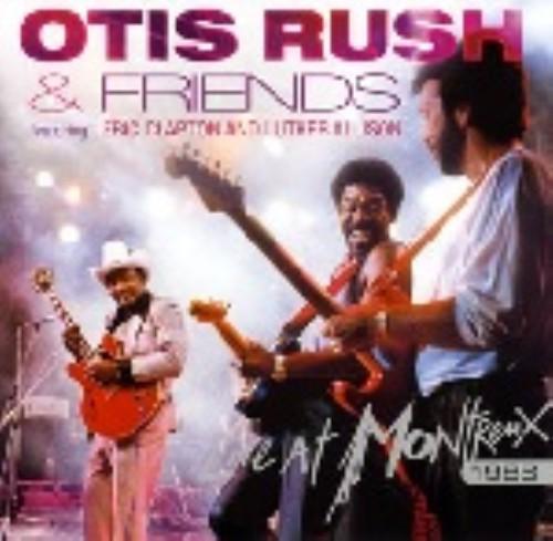 【中古】Live At Montreux 1986/オーティス・ラッシュ&フレンズライヴ feat.ルーサー・アリソン&エリック・クラプトン