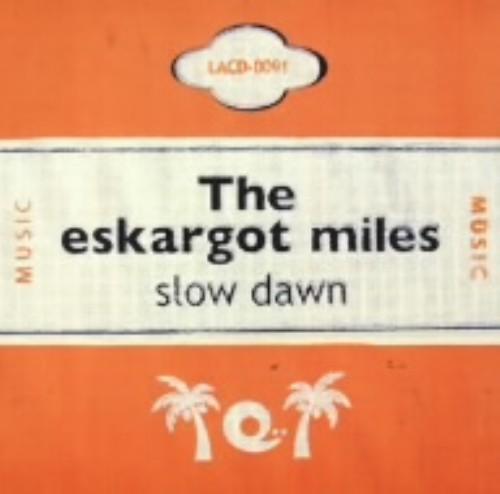 【中古】スロー・ドーン/eskargot miles