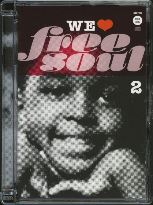 【中古】WE LOVE FREE SOUL Vol.2 NEW DIRECTIONS OF ALL AROUND SOUL MUSIC/オムニバス