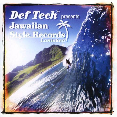 【中古】Def Tech presents Jawaiian Style Records Laniakea/オムニバス