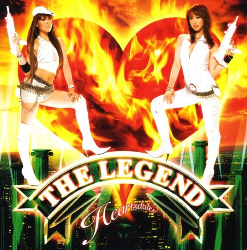 【中古】THE LEGEND(DVD付)/Heartsdales