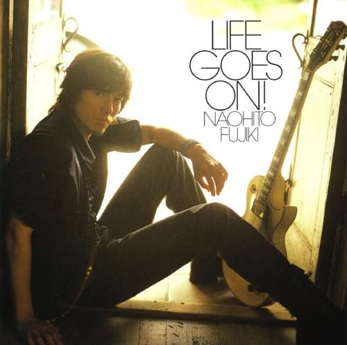 【中古】LIFE GOES ON!(初回限定盤)(DVD付)/藤木直人