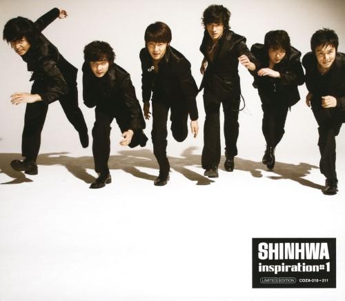 【中古】Inspiration#1(初回生産限定盤)(DVD付)/Shinhwa