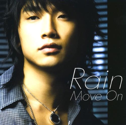 【中古】Move on(初回限定盤)(DVD付)/Rain(ピ)