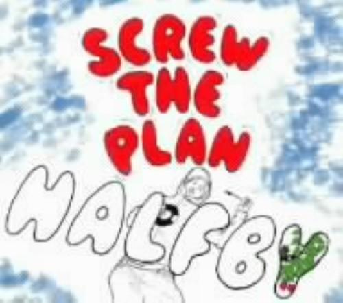 【中古】screw the plan (LIMITED EDETION)/HALFBY