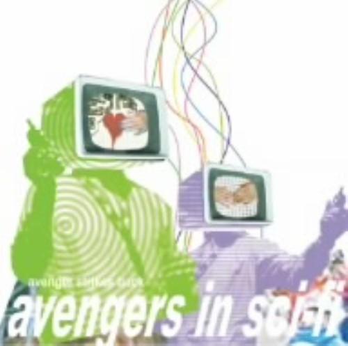 【中古】avenger strikes back/avengers in sci−fi
