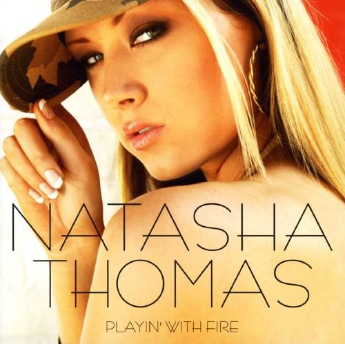 【中古】PLAYIN'WITH FIRE/ナターシャ・トーマス