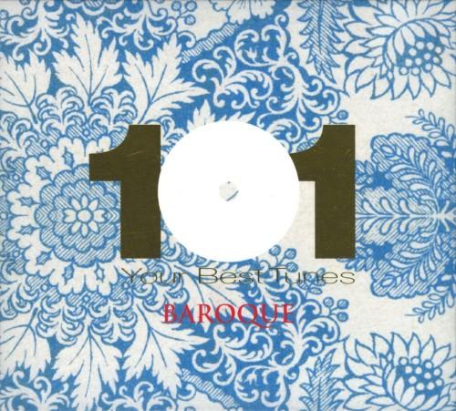 【中古】どこかで聴いたクラシック バロックベスト101/オムニバス
