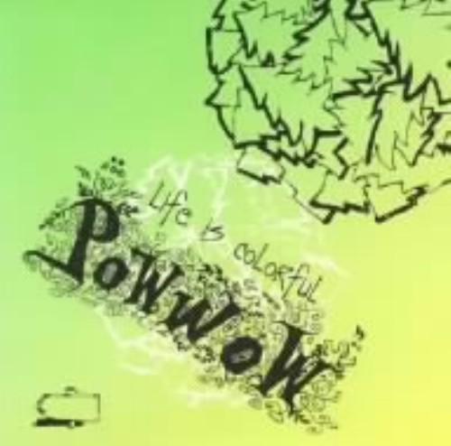 【中古】LIFE IS COLORFUL/POWWOW