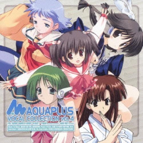 【中古】AQUA PLUS VOCAL COLLECTION Vol.4/ゲームミュージック