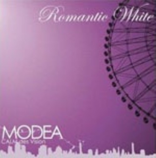 【中古】Romantic White/MODEA CALM des Vision