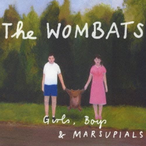 【中古】GIRLS,BOYS,AND MARSUPIALS/ウォンバッツ
