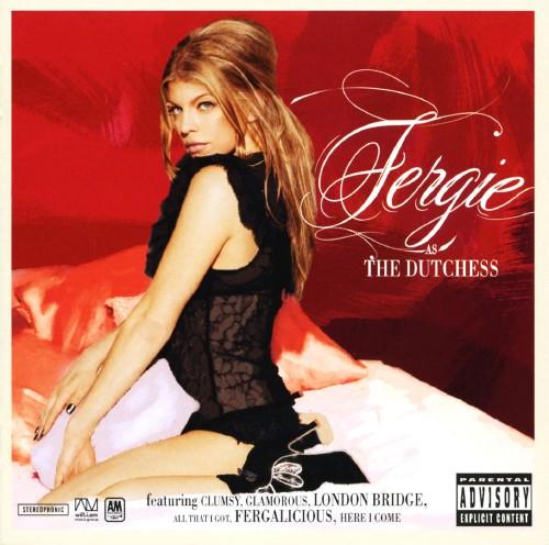 【中古】プリンセス・ファーギー:THE DUTCHESS(初回限定特別価格盤)/ファーギー