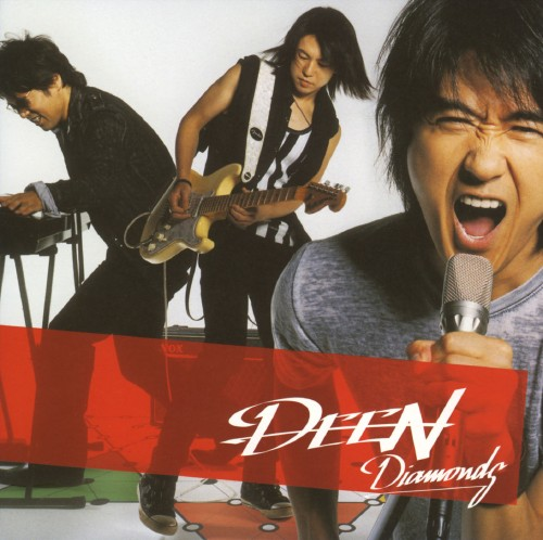 【中古】Diamonds(初回生産限定盤)(DVD付)/DEEN