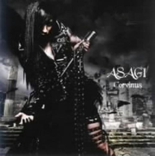 【中古】Corvinus(DVD付)/ASAGI